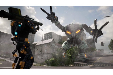 Review - Earth Defense Force: Iron Rain loses sight of the ...