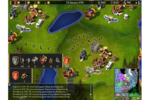 Europa Universalis: Crown of the North Screenshots ...