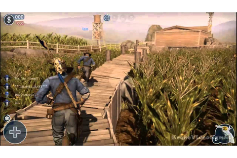 Lead and Gold: Gangs of the Wild West Gameplay PC HD - YouTube