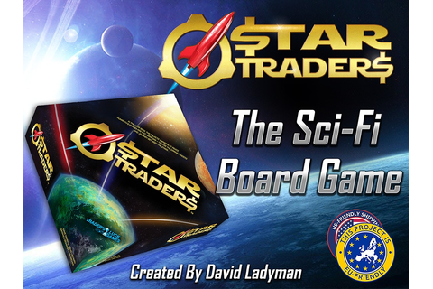 Star Traders -New board game Kickstarter launched by CIG's ...
