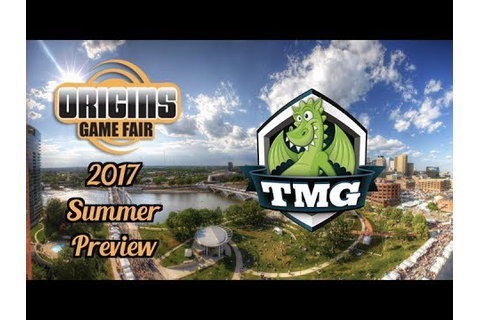 Summer Preview - TMG Games (Joraku, Samara) - YouTube