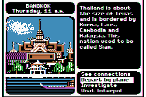 Download Where in the World is Carmen Sandiego? - My Abandonware