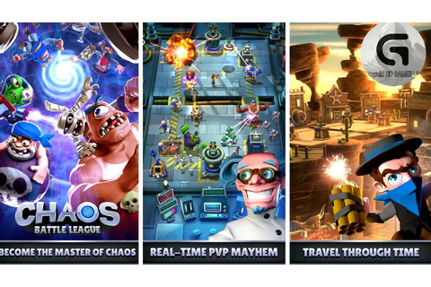 Chaos Battle League | strategy game by This Game Studio ...