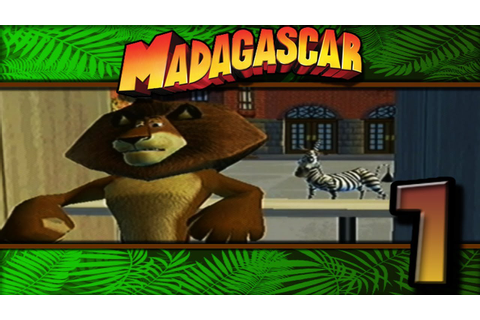 "Madagascar (The Video Game): Episode 1: ""King of New York ..."