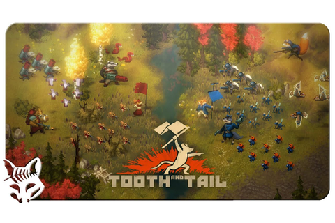 Tooth and Tale - New RTS + RPG Pixel Art Game! | Animal ...