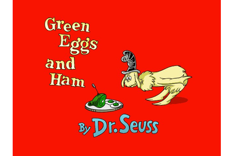 green eggs and ham computer game