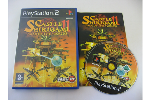 Castle Shikigami II - War of the Worlds (PAL) | (Complete ...