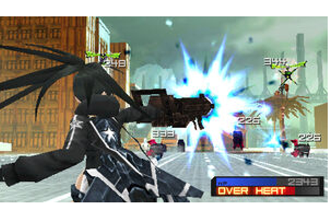 Black★Rock Shooter THE GAME | Black Rock Shooter Wiki ...
