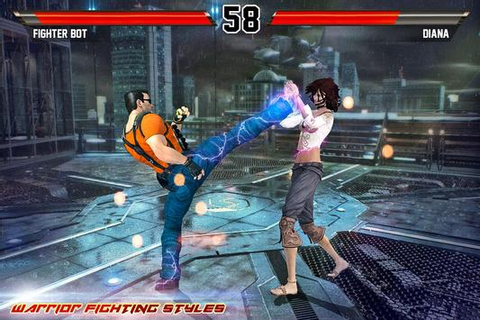 Kung Fu Action Fighting: Best Fighting Games for Android ...