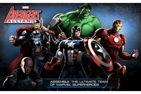 Marvel Avengers Alliance Overview | OnRPG
