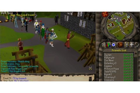 RuneScape Old School Hits 1 Million Players, Opens God ...