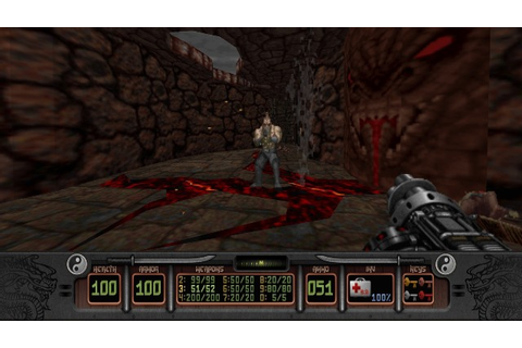 Shadow Warrior Classic Redux Free Download Full Game