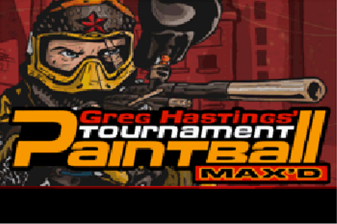 Greg Hastings' Tournament Paintball Max'd - Symbian game ...