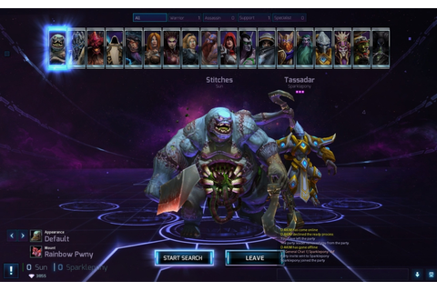 Heroes of the Storm Blizzard | Game
