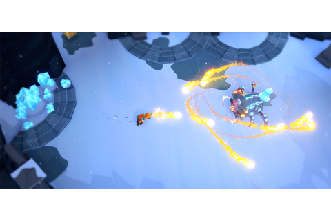 Mages of Mystralia Gameplay Preview – PAX East 2016 ...