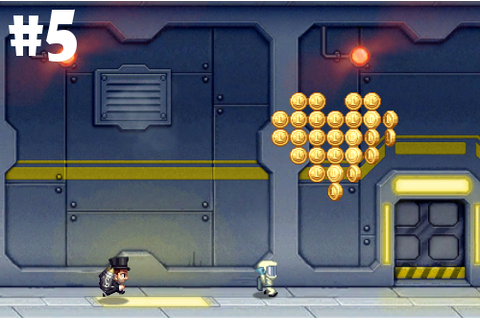 2013 Game Review Haiku, #5 – Jetpack Joyride | Grinding Down