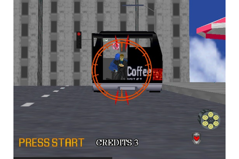 Virtua Cop 2 Game - Free Download Full Version For PC