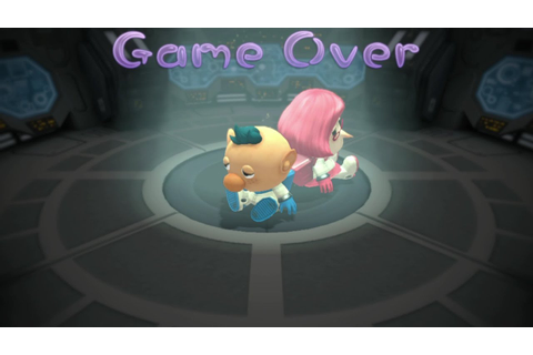 Pikmin 3: Game Over - Ending 2 - 1A - YouTube