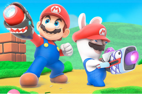 Mario + Rabbids Kingdom Battle Is the Best Mario Game for ...
