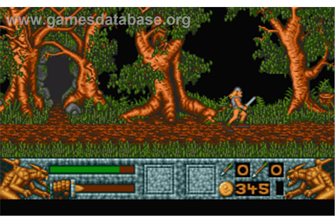 Barbarian 2 - Atari ST - Games Database