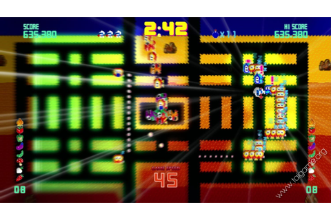 PAC-MAN Championship Edition DX+ - Download Free Full ...