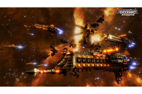 Battlefleet Gothic: Armada | Rock, Paper, Shotgun - PC ...