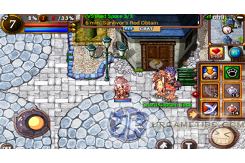 game-tips: Ragnarok Online: Valkyrie Uprising: How to Sit ...