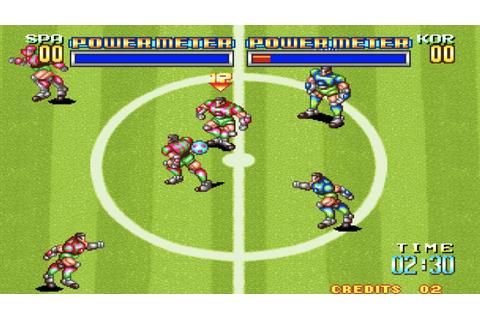 Soccer Brawl Is Your Next Neo Geo Game For Switch ...