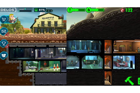 Westworld vs Fallout Shelter: Comparing what's in these ...