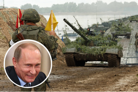 Russia war games a 'Trojan Horse' to move military close ...