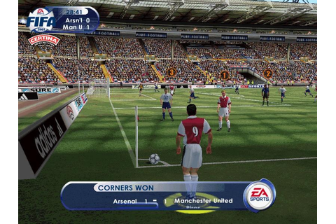 Fifa Football 2001 - Full Version Game Download ...