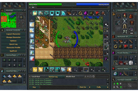 Image Gallery tibia game