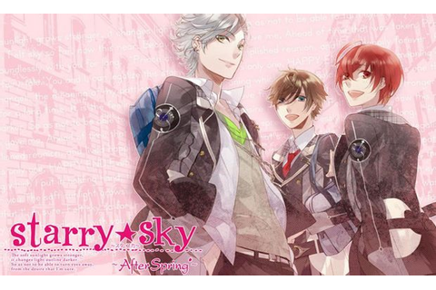 Starry Sky – After Spring Torrent « Games Torrent