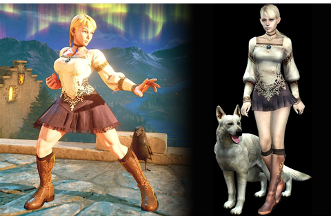 Capcom Pays Tribute to 'Haunting Ground' With New 'Street ...