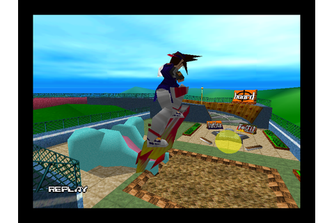 Air Boarder 64 Nintendo 64 Screenshot