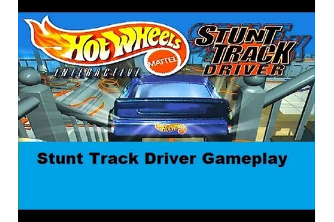 Hot Wheels Stunt Track Driver Gameplay Part 1 - YouTube