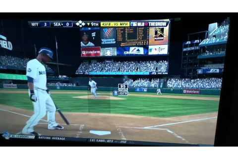 MLB 12 The Show: C.C. Sabathia 20 Strikeouts In A Game ...