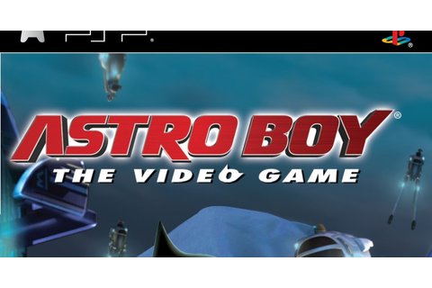 Astro Boy The Video Game Free Download PSP Game Full ...