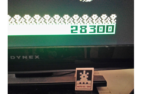 Buzz Bombers (Intellivision Flashback) high score by Akito01
