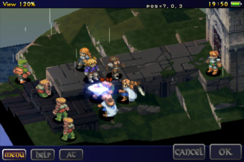 Final Fantasy Tactics iPhone War of the Lions announced ...