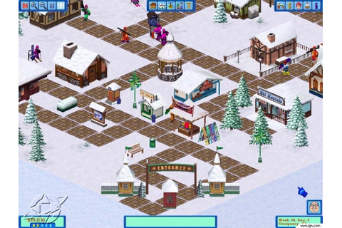 Free Download Pc Games Ski Resort Tycoon ~ Download PC Games