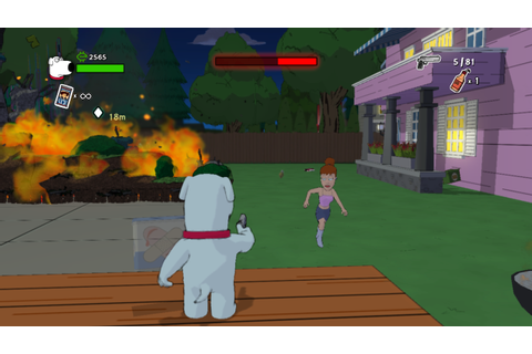 Family Guy: Back to the Multiverse Screenshots for Windows ...