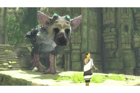 The Last Guardian - YouTube