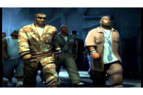 Def Jam Fight For New York (Intro) HD - YouTube