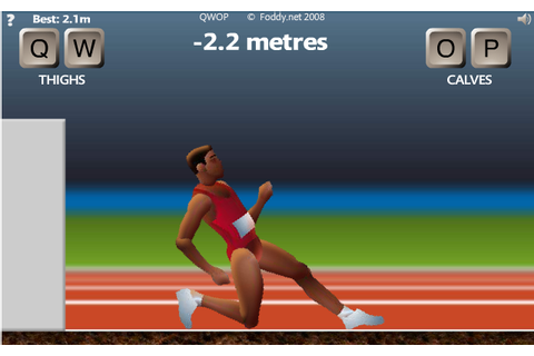 QWOP and CLOP | IST 446: Game Design and Development