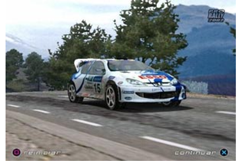 Pro Rally 2002 PS2 Review - impulsegamer.com