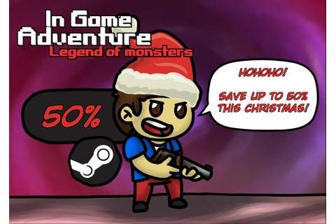Save 51% on In Game Adventure: Legend of Monsters on Steam