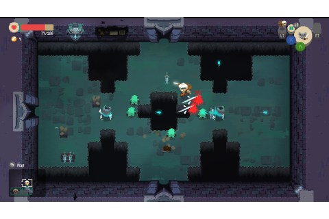 Moonlighter Confirmed for Nintendo Switch Release in Early ...