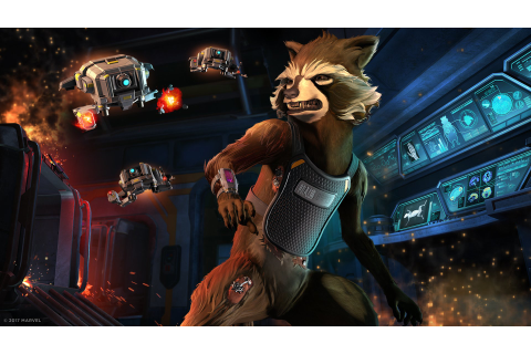 Review: Guardians of the Galaxy: The Telltale Series ...