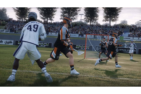 Casey Powell Lacrosse 16 on Qwant Games